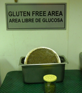 Streets of New York Gluten Free Prep Area Phoenix